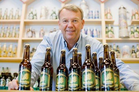 Bombay øl Berentsens Brygghus