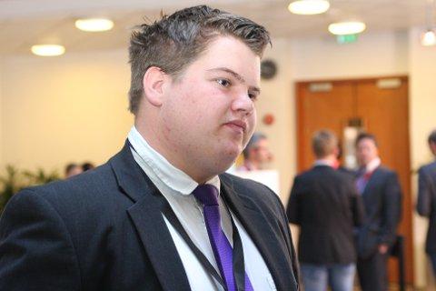 Mathias Eckhoff i retten.