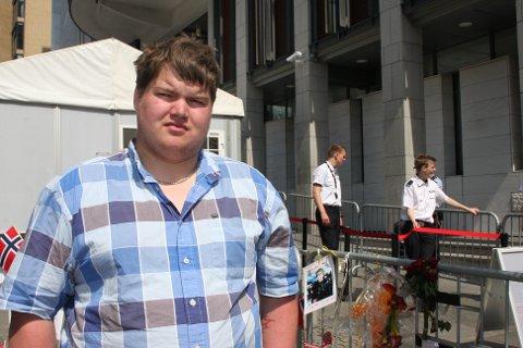 Mathias Eckhoff vitner torsdag i terrorsaken.