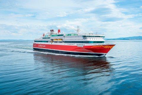 """MS """"Stavangerfjord"""""""