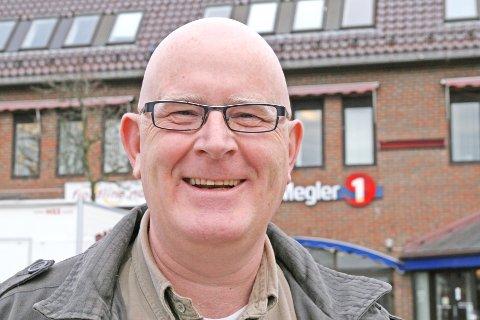 Arne Stapnes, banksjef i SR-Bank.