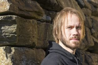 Ken Ove G. Johansen, er også kjent som artisten Alien Ken.