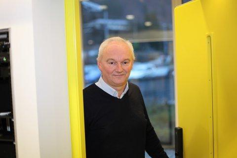 NYTT REKORDÅR: Tore Rasmussen og NorDan fant en åpning selv i et koronapreget marked.
