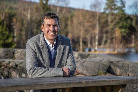 MILJØ: – Me har valt Egersund Energy Hub fordi fleire aktørar i bransjen skal inn der. Me kjem med i eit miljø for fornybar energi, og det set me pris på, seier Ben-Frode Bjørke, dagleg leiar i Siemens Gamesa Renewable Energy AS.