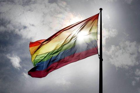 KIRKE UTEN PREST: Homofile kan gifte seg i de lokale kirkene, men må få en prest fra et annet sted til å gjennomføre vielsen.