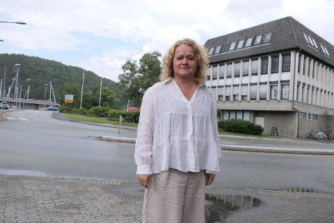 SKAL FUNGERE SOM KOMMUNALSJEF: Karina Havsø trer inn i rollen som konstituert kommunalsjef 27. august.