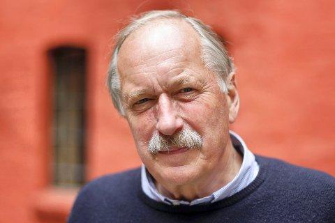 SKRÆMT: Johan Kaggestad opplever at egoismen sprer seg i det norske samfunnet.