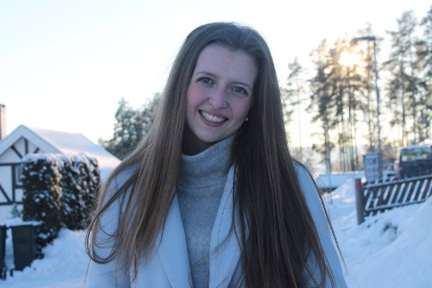 Emilie Ullern Braathen.