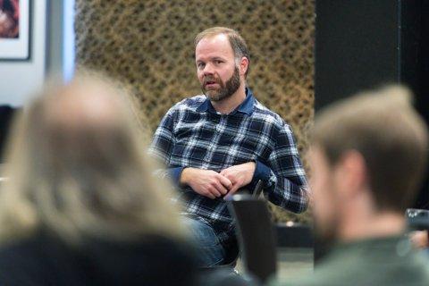 DRAMMEN SCENERS SJEF: Onsdag lanserte regjeringen gjenåpingsplanen sin av samfunnet. Knut Harald Pleym, sjef for Drammen Scener, sier at de fortsatt er i uvisse om når de kan gjennomføre arrangementer.