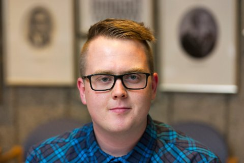 SKRIBENTEN: Magnus Weggesrud, stortingskandidat for Buskerud Senterparti.