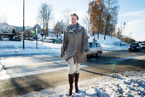 Irene Kildebo. Leder i Gulskogen Vel. Smithestrøm. Gulskogen. Drammen.