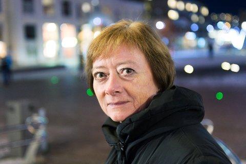 Lise Christoffersen. Drammen. Stortingsrepresentant for Arbeiderprtiet fra Buskerud