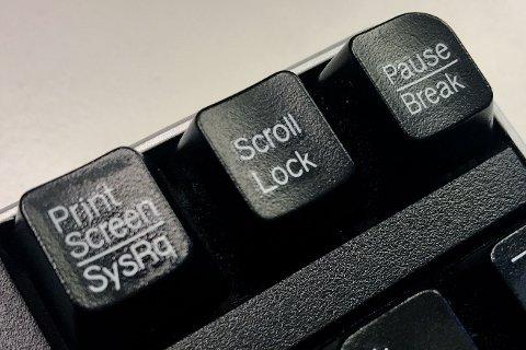 Mystiske taster: De er på nesten alle tastaturer, men aner du hva de skal brukes til?
