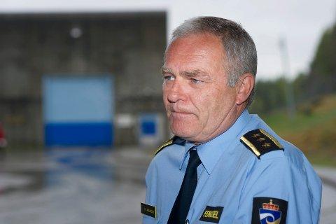 Leder ved Ringerike fengsel Håkon Melvold