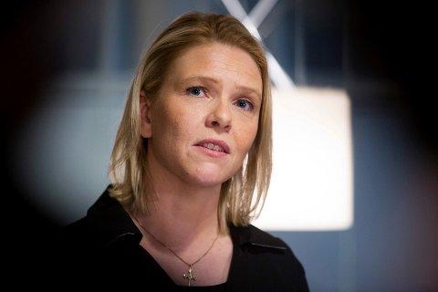 Sylvi Listhaug kaster stein i glasshus, mener artikkelforfatteren.