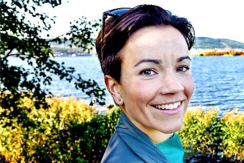 ØNSKER INNSPILL: Lier-ordfører Gunn Cecilie Ringdal vil gjerne høre hvordan innbyggerne selv vil at Fjordbyen skal bli.