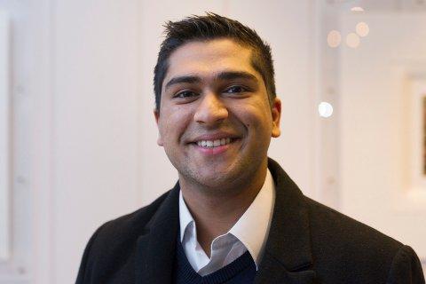 MÅ HA EN GRENSE: «La det ikke være noen tvil – vi trenger en fraværsgrense», skriver Wali Gilani, leder for Buskerud Unge Høyre.