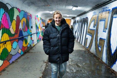 TRENINGSBLOGGER:  Pia Seeberg har aldri hatt noe eksponeringsbehov, men startet for to år siden en blogg som skulle gå over all forventning.