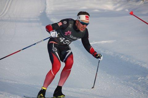 TIL USA: Chrisander Skjønberg Holth, IBK, er tatt ut til U23-VM i langren n