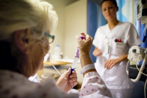 Mange av medlemmene til Norsk Sykepleierforbund i Drammen er oppgitte over lønnsforskjeller innad i den nye storkommunen.