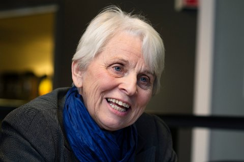 KRONIKKFORFATTER: Elisabeth Tveter Briseid, Besteforeldrenes klimaaksjon. Drammen.
