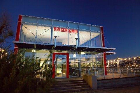 ELVELANGS: Slik skal Bølgen & Mois restaurant i Strandgaten 4 se ut.