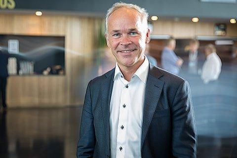 BAROMETER: Kommunal- og moderniseringsminister Jan Tore Sanner (H) la ut oversikten torsdag.