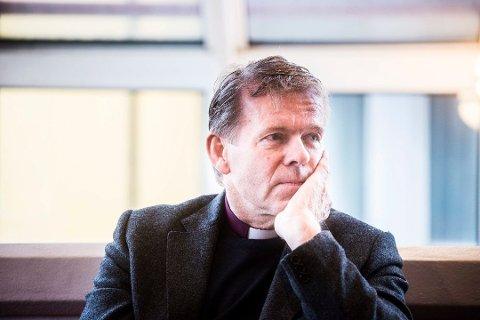 PER ARNE DAHL: Biskop i Tunsberg bispedømme.