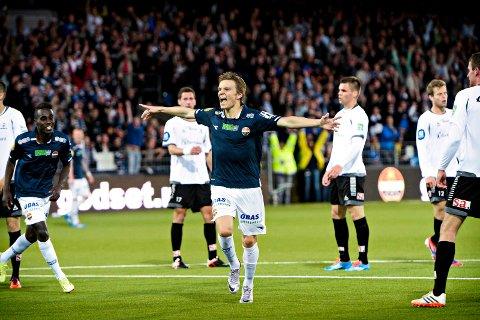 GODE UTSIKTER: Martin Ødegaard følger fortsatt Strømsgodset tett. Etter moderklubbens sterke høstsesongen har han stor tro på neste sesong.