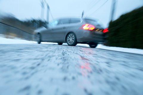 Slik kan det se ut på veiene på Østlandet torsdag.