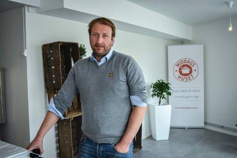 KONKURS: Pål Gurrik var gründer og daglig leder for Middagshuset AS, som nå er konkurs.
