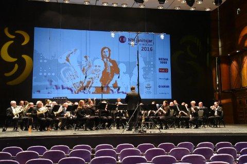 MER KORPS: Denne helgen deltok Drammen Konsertorkester i Norgesmesterskapet for janitsjar i Trondheim. Styret mener Drammens Tidende burde ha viet orkesterets prestasjoner litt oppmerksomhet.