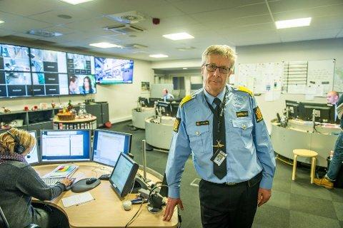 Fungerende leder for politiet i Søndre Buskerud, Jan Erik Strøm.