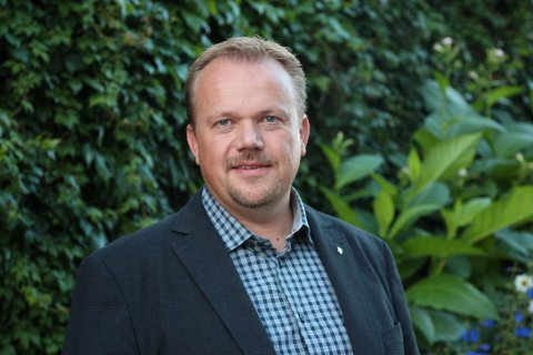 SKRIBENTEN: Jan Erik Innvær, regiondirektør i KS Buskerud/Telemark/Vestfold Drammen.