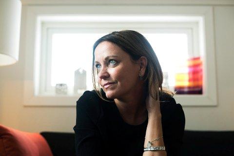 SKRIBENTEN: Ragnhild Mork fra Lier blogger om livet etter slaget. Hun har også skrevet og gitt ut boka Slagdama hvor hun forteller om hvordan det har vært å bli rammet av slag i ung alder