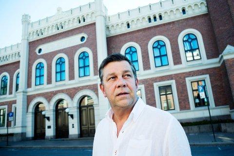 STORE MULIGHETER I NY KOMMUNE: «Nye Drammen vil, som region, bli enda mer attraktiv enn i dag», slår Høyre-leder Fredrik A. Haaning fast i denne kronikken.
