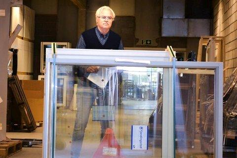 REKORDÅR. Toppsjef og hovedeier Knut Einar Fjerdingstad kan putte årsresultatet i glass og ramme.