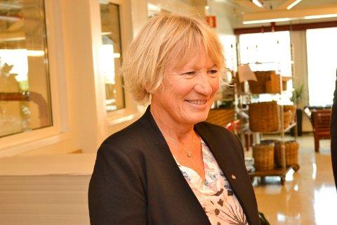 GODT ARBEIDSMARKED: Elisabeth Holen Nav-direktør i Buskerud.