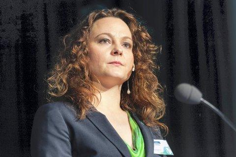 - Utsatt for svertekampanje, sa, Rebekka Borsch i et debattinnlegg i Drammens Tidende før valget. Den gang garanterte hun at en stemme til Venstre var en stemme mot Frp.