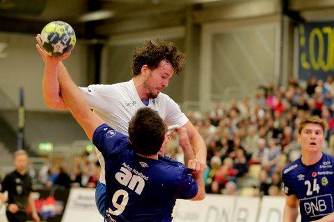 Solid spill: Gøran Sørheim leverte en sterk kamp i Bodø.