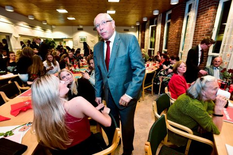 MOT TVANG: Martin Kolberg er blant Arbeiderpartiets stortingspolitikere som nå har levert representantforslaget mot tvangssammenslåing.