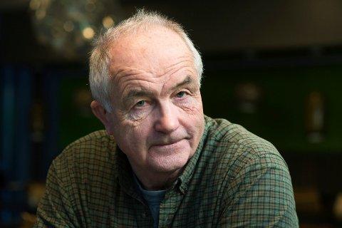 ØNSKER AT FYLKESMANNEN SER PÅ VEDTAKET: Martin Lindal, leder i Naturvernforbundet Buskerud.