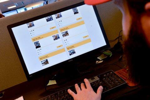 Enklere: Booking av lokaler som kan leies ved skolene i Drammen kommune er nå mulig å gjøre via internett.