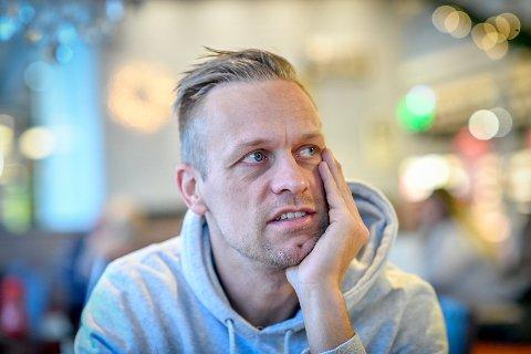 VINNER: Mads Hansen (34) stakk av med prisen «Årets navn 2018».