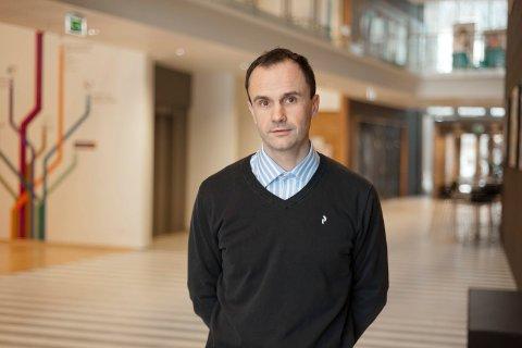 TILSYN: Tore Bell, seniorrådgiver i Lotteri- og stiftelsestilsynet.