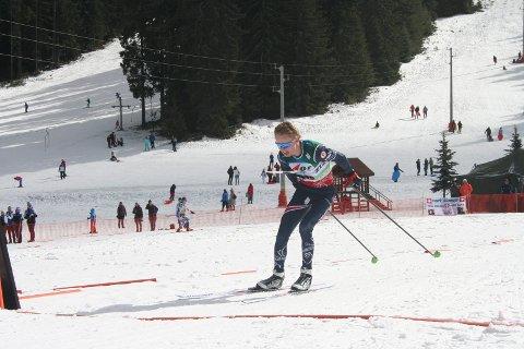 GULL IGJEN: Jørgen Baklid fra Konnerud er i superform. Det ble gull i junior-VM i skiorientering igjen.