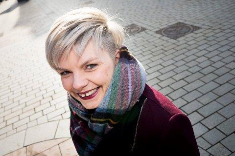 Silje Sjursen Skiphamn. Journalist Faktisk. Leder  for SKUP.