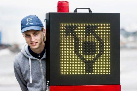 EKSAMEN: Den første store testen for Markus Lærum og Safe Cycling AS kommer onsdag, under avslutningen av første etappe i Tour of Norway.