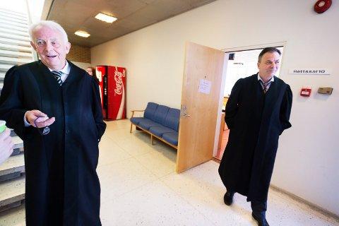 Advokat Svein Duesund mener avgjørelsen er prinsippiell og åpner for at Drammen kommune også må betale erstatning til de andre frikjente.