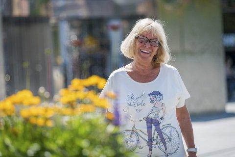 Trenger turistkontor: – Den eneste måten vi kan få flere turister til Drammen på er at vi får et fullverdig, godkjent Turistkontor med dyktige medarbeidere, mener Trulte Ellingsen. Foto: Rune Folkedal